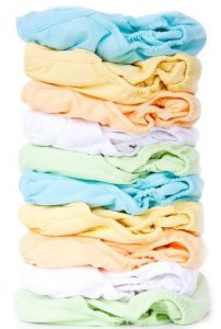 cloth diapers, reusable diapers