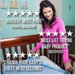 quick change crib sheet